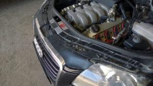 Легковой автомобиль Audi A8